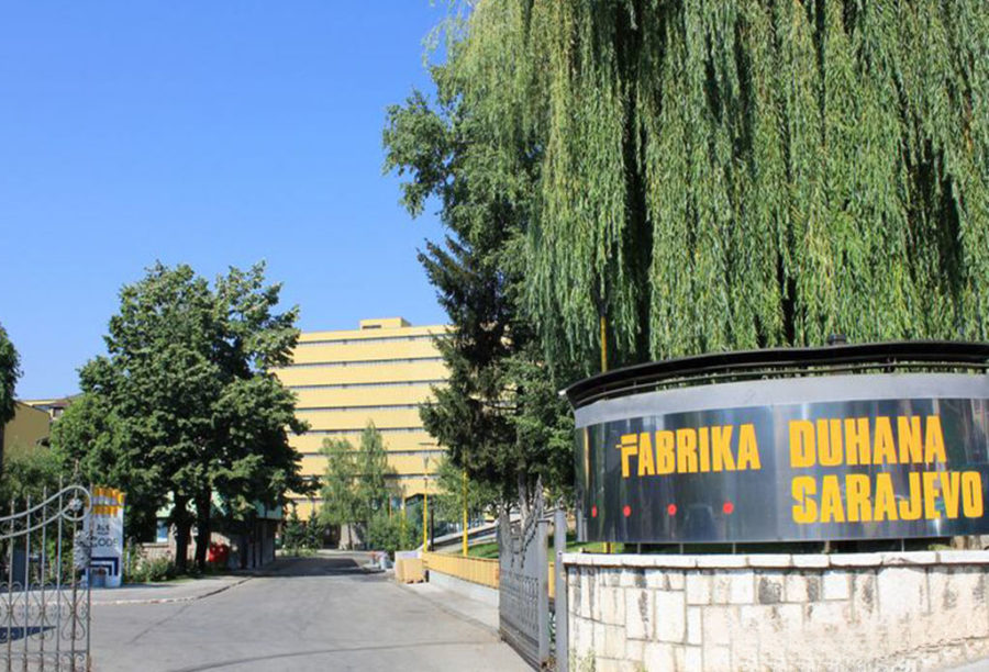 Prodate dionice Fabrike duhana Sarajevo za 42 mil. KM