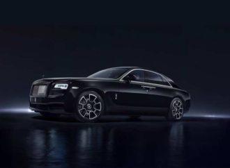 Mračna i neustrašiva vizija luksuza Rolls Royce Black Badge