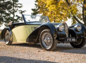 Bugatti iz 1937. košta kao tri Chirona