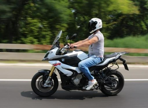 Moto test: BMW S 1000XR