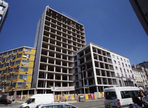 Zgrada Beobanke prodata za 4,25 miliona eura