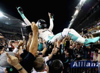 Rozberg osvojio titulu u Formuli 1!