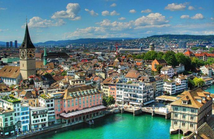 Švajcarci jedanaest puta bogatiji od svjetskog prosjeka