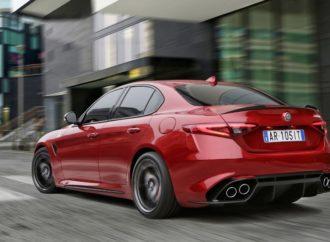 Alfa Romeo Giulia osvojila je titulu najljepšeg automobila