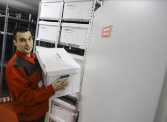Arhiv Servis, prva domaća firma za čuvanje poslovne dokumentacije