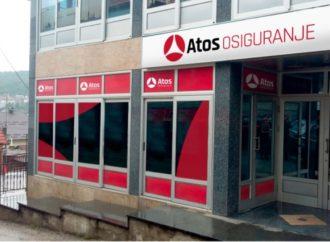 """""""Atos osiguranje"""" prikuplja 2,5 miliona KM za tehničke rezerve"""
