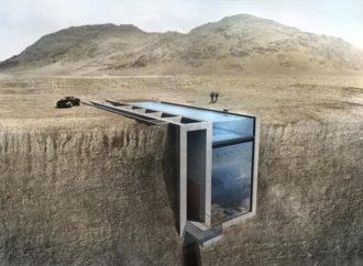 Arhitektonsko čudo: Kuća u stijeni pored mora