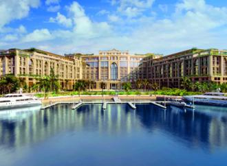 Otvoren luksuzan hotel u Dubaiju s Versace potpisom