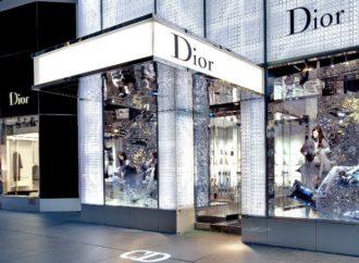 Prvi Dior beauty butik u Njujorku