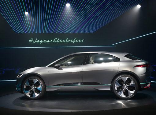 Jaguar predstavio svoj prvi električni automobil