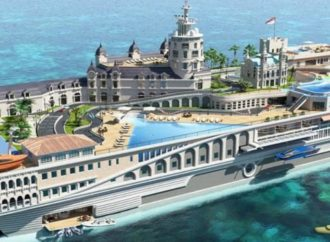 Najluksuznija jahta na svijetu: Košta milijardu dolara!