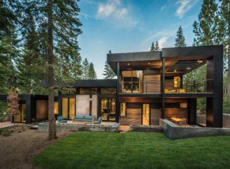 Kalifornijska vila u srcu prirode