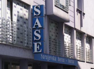 Na trgovanju na Sarajevskoj berzi ukupan promet 732.520,10 KM