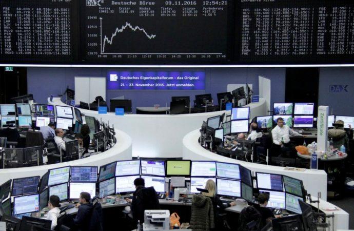 Evropske berze slabe na početku decembra