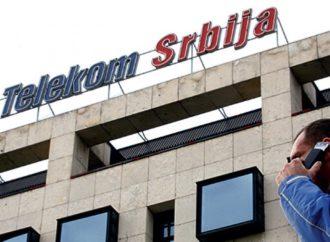 Privatizacija Telekoma Srbije nije aktuelna tema