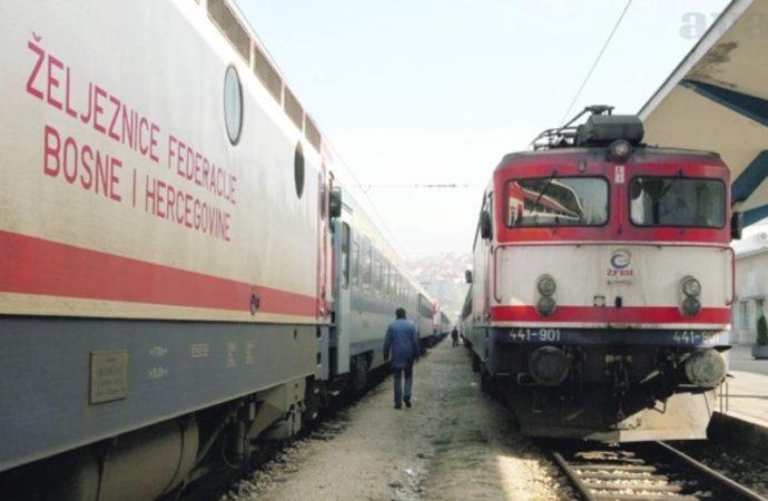 ŽFBiH najbolje željezničko preduzeće u regionu