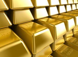 Cijena zlata na najvišem nivou u mjesec dana