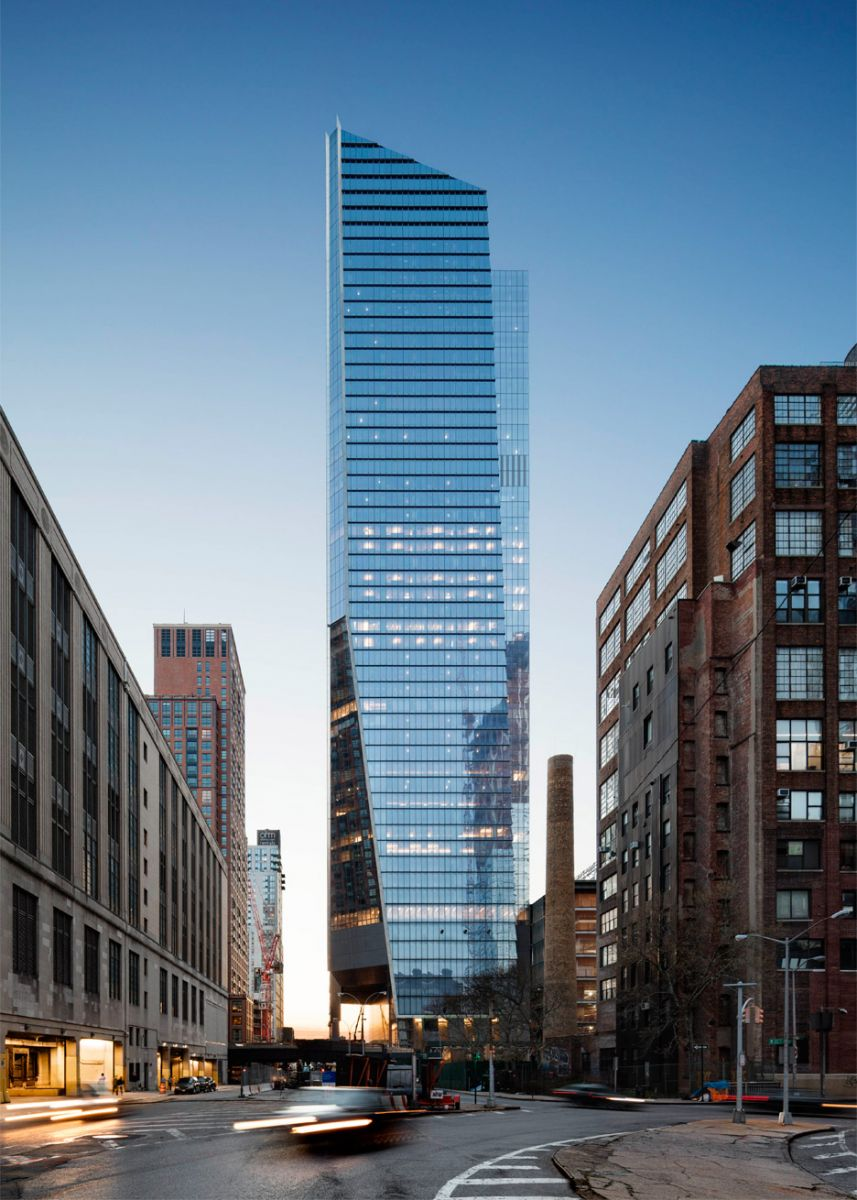 5. 10 Hudson Yards, Njujork