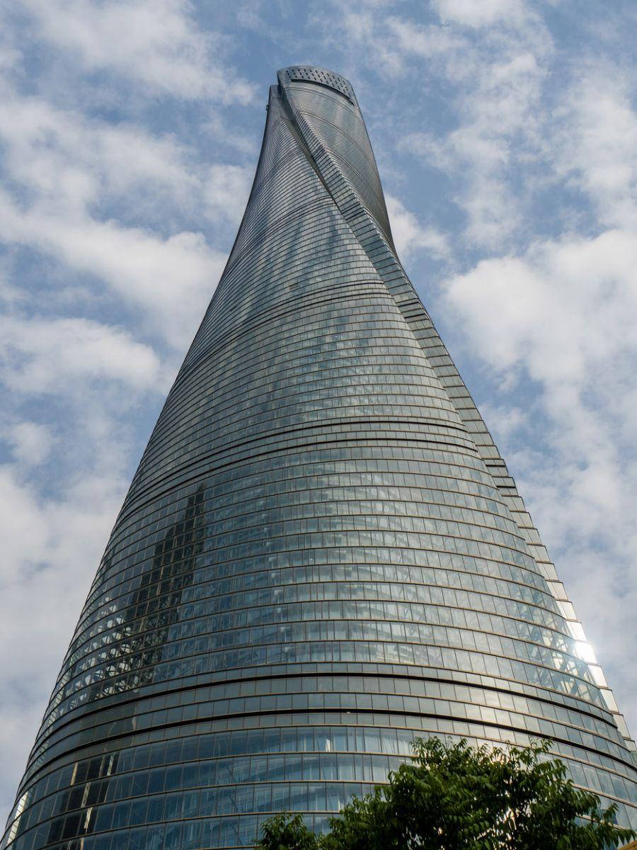 7. Shanghai Tower, Šangaj