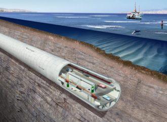 Turski megaprojekat: Otvoren podvodni tunel koji spaja Evropu i Aziju