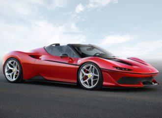 Jubilarni Ferrari J50 u deset primjeraka