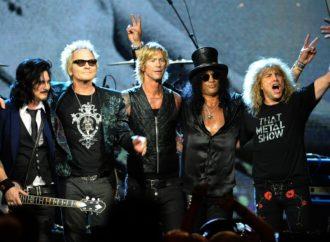 Guns N' Roses za dan prodali milion ulaznica za turneju 2017