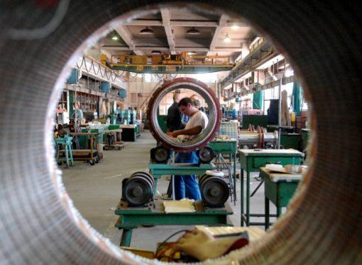BiH: Pad proizvodnje u industriji 5,1 posto na početku godine
