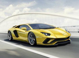 Lamborghini predstavio Aventador S