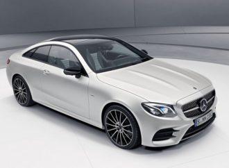 Mercedes će novu E-Klasu Coupe Edition 1 ponuditi u brojčano ograničenoj seriji
