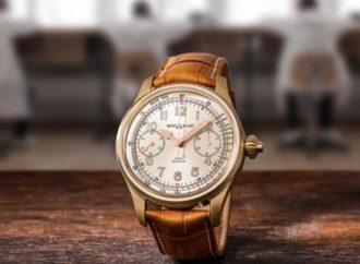 Montblancovi prvi bronzani satovi
