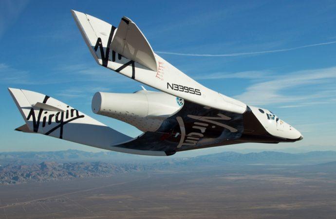 Uspješno testiranje svemirskog broda SpaceShip Two, uskoro komercijalni letovi