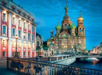 Sankt Peterburg najbolja kulturna destinacija