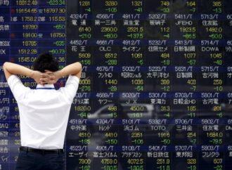Azijske berze: Oprezna trgovina, funta pod pritiskom