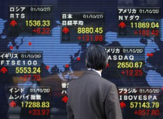 Azijske berze porasle, dolar pod pritiskom