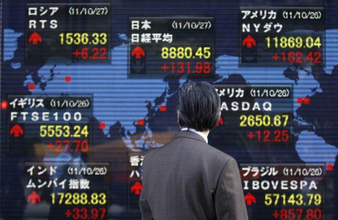 Azijske berze: Oprezna trgovina na tržištima