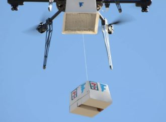 Zašto se krađa drona koji dostavlja novac neće isplatiti
