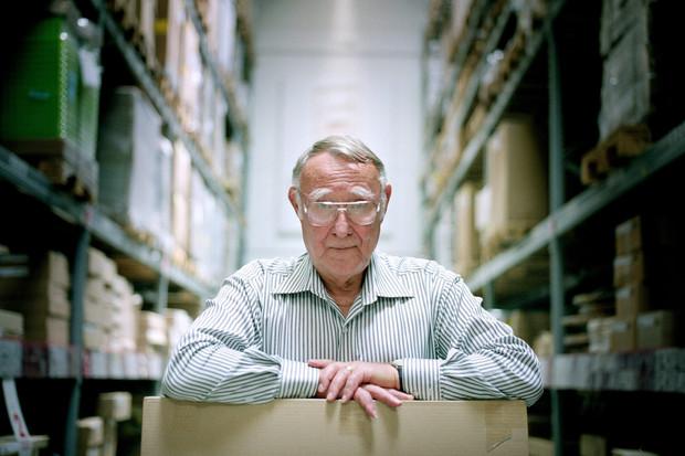 Tokom 70 godina poslovanja Ingvar nikad nije bio kreditno zadužen