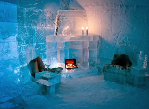 U Švedskoj ponovo otvoren bajkoviti ledeni hotel