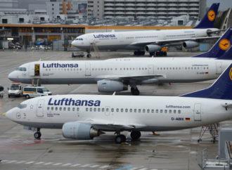 Štrajk pilota koštao Lufthansu 100 miliona eura