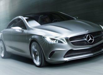Mercedes A-Klasa Sedan stiže krajem 2018. godine