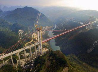 U Kini otvoren najviši most na svijetu