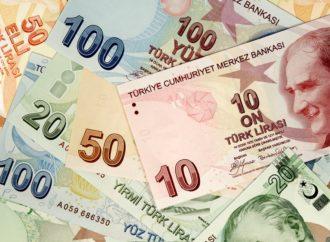 Turska lira na najnižem nivou od 1923. godine