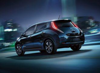 Ovako bi mogao izgledati novi Nissan Leaf