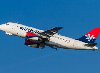 Air Serbia proglašena za lidera na tržištu avio-kompanija