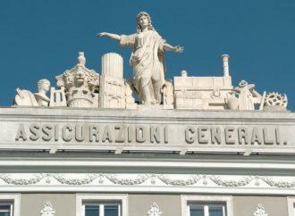 Akcije Assicurazioni Generali porasle više od 10 odsto