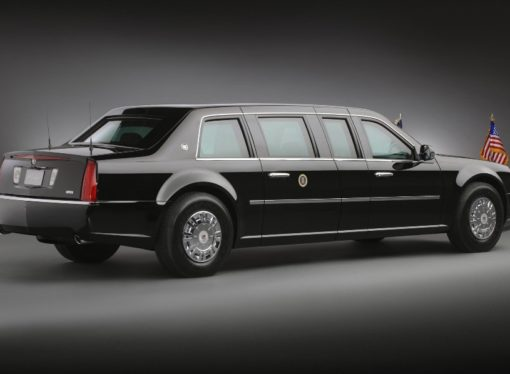 Trampov predsjednički automobil otporan na metke