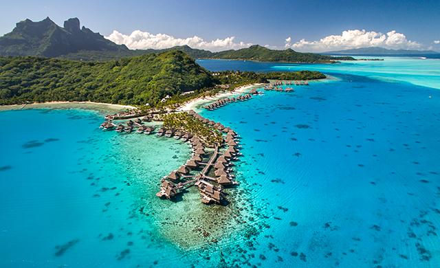Conrad Bora Bora Nui, Bora Bora