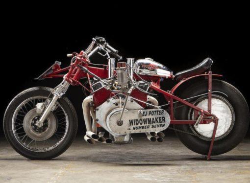 Nekad najbrži motocikl na svijetu imao je automobilski motor