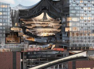 Arhitektonsko čudo u Hamburgu: Otvorena Filharmonija na Labi