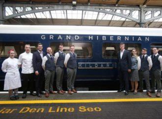 Putovanje kroz Irsku luksuznim vozom
